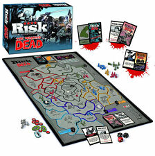 NEW The Walking Dead Risk Game - Survival Edition - Brand New & Sealed FAST P&P