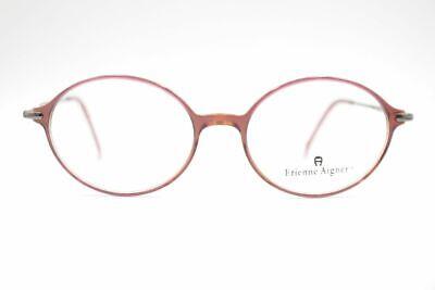 2019 Moda Vintage Etienne Aigner Ea-23 52 [] 17 140 Rosso-metallico Ovale Occhiali Eyeglasses Nos-mostra Il Titolo Originale Essere Altamente Elogiati E Apprezzati Dal Pubblico Che Consuma