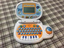 VTech Lil' SmartTop Kids Learning Laptop GUC