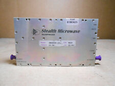 Stealth Microwave Sm08896 41l Linear Power Amplifier Options 13 24
