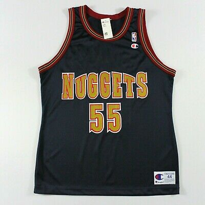 Authentic Dikembe Mutombo Autographed