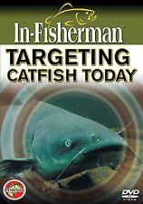 In-Fisherman Targeting Catfish Today - Catfishing  Fishing DVD Video
