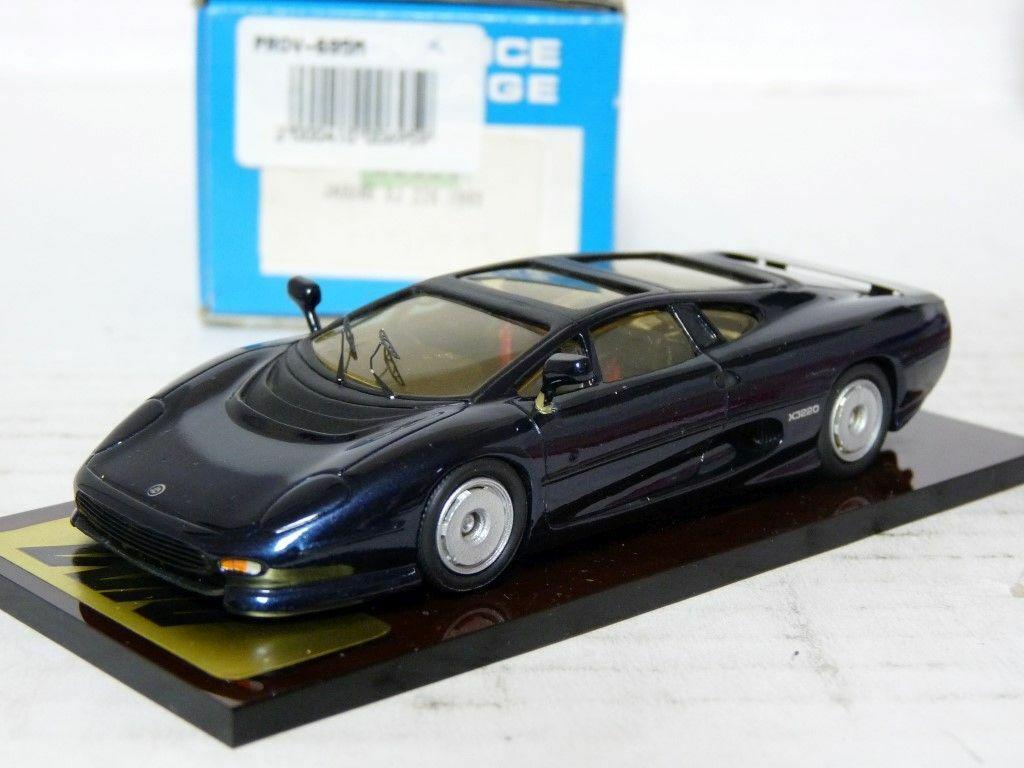 Provence Moulage Duvi K695 1 43 43 43 1993 Jaguar XJ220 Resin Handmade Model Kit Car cb4