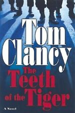 The Teeth of the Tiger by Tom Clancy (2003, Hardcover)