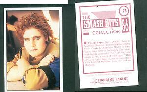 Alison-Moyet-7X10-cm-Sticker-Brand-New-n-176-Notes-on-the-Back-1986