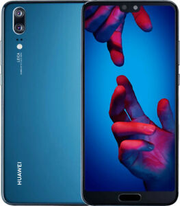 HUAWEI-P20-128Go-Midnight-Blue-Reconditionne-a-neuf-Double-SIM