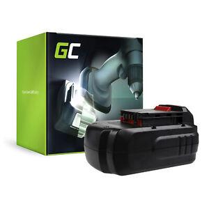 GC-Akku-fuer-Porter-Cable-PC180CHDK-PC180CHDK-2-PC180D-3Ah-18V
