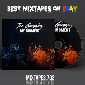 tee grizzley my moment mixtape cd front back cover ebay