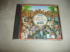 RMM Tropical Tribute To The Beatles By Various Artists CD Celia Cruz Tito Nieves