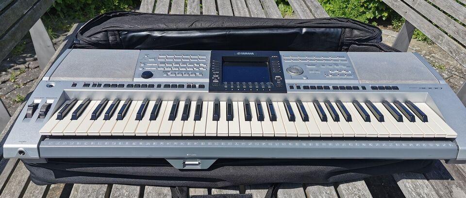 Keyboard, YAMAHA PSR 3000