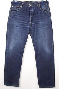 Levi's Strauss & Co Hommes 501 Jeans Jambe Droite Taille W40 L34 BCZ501