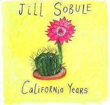 California Years (Dig) Jill Sobule Audio CD