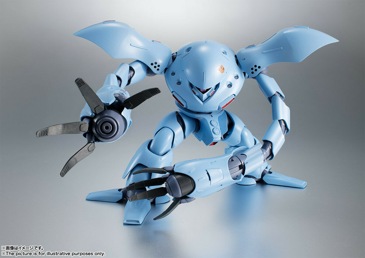 Robot Spirits SIDE MS-MSM-03C Hygogg ver A.N.I.M.E. Mobile Suit Gundam 0080 JP