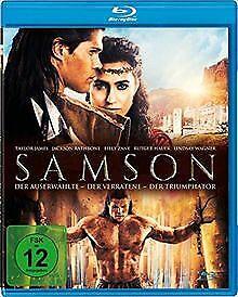 Samson-Blu-ray-von-Bruce-MacDonald-DVD-Zustand-sehr-gut