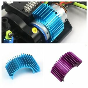 Heatsink Motor for WLtoys RC Racing Car Spare Parts 12428 A979-B A959-B 540 550