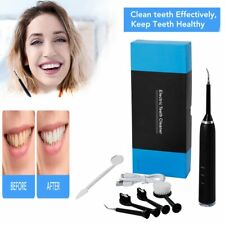 5 In 1 Electric Tooth Cleaner Dental Scaler Whitening Calculus Remover Cleaning