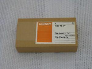 NEW-Genuine-OSRAM-SYLVANIA-XBO-75-W-1-Xenon-Short-Arc-Lamp-Bulb