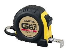 TAJIMA / G-LOCK - 5.5m / GL19-55BL / TAPE MEASURE RUBBER GRIP / JIS RANK