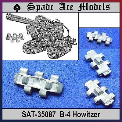 Spade Ace 1/35 35087 Metal Track B-4 Howitzer