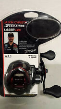 Lew's JC1H Jason Christie Speed Spool Laser LZR Bait casting Fishing Reel