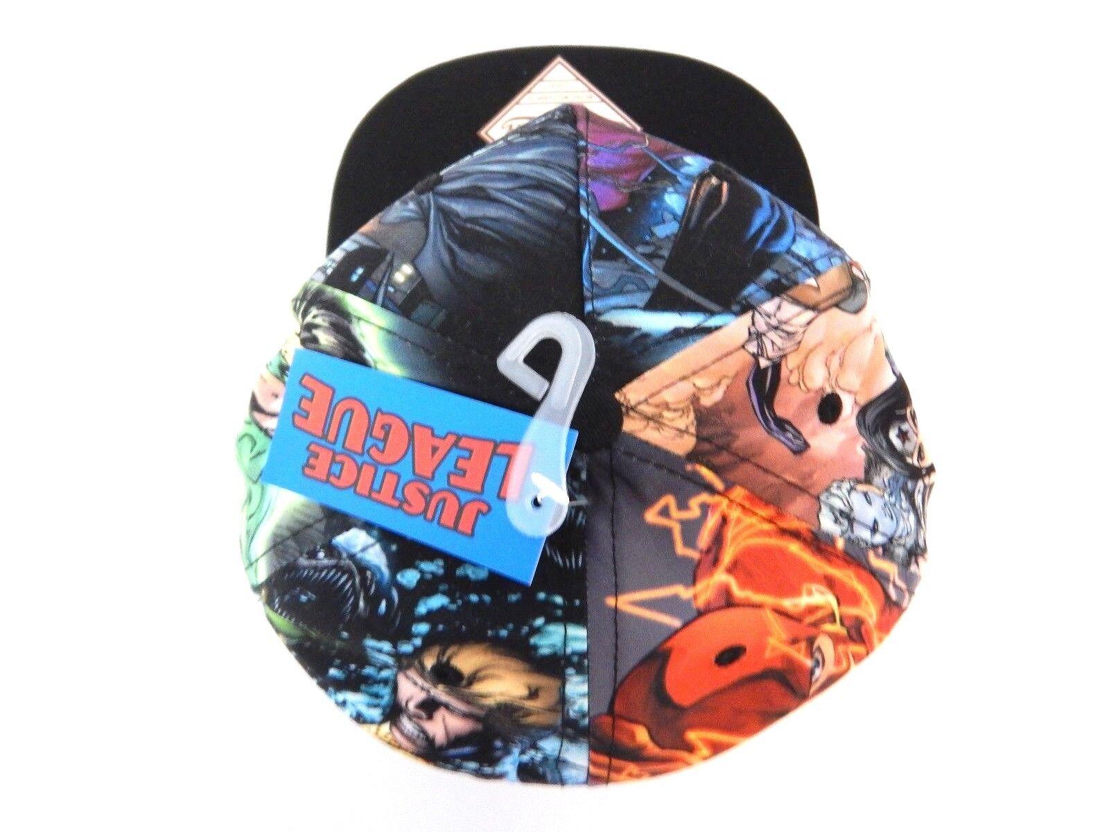 ... Justice Women League Batman Superman Green Lantern Flash Wonder Women  Justice Snapback Hat Cap 455795 c44926a613