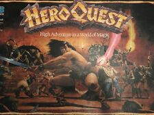 MB Hero Quest alta avventura nel mondo della magia gioco da tavolo (100% completato)