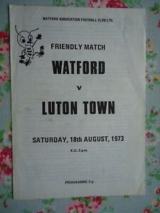 watford vs luton town - photo #20