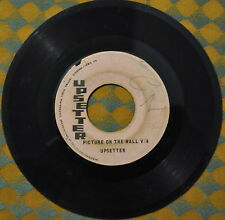 """VG Upsetter Picture On The Wall Version 3 4 Upsetters Reggae Roots 45 7"""""""