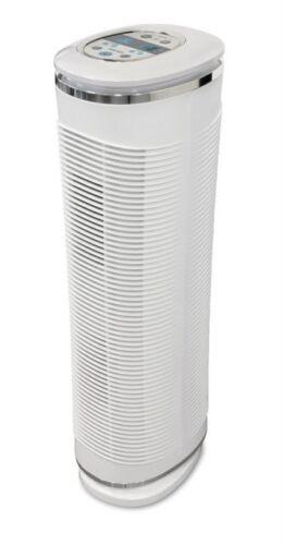 HoMedics AR29A HEPA Oscillating Tower Air Purifier with Remote 2 Year Guarantee