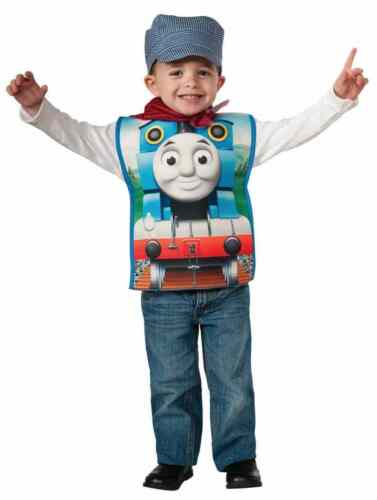 THOMAS THE TANK ENGINE Train Cartoon Déguisement Halloween Enfant Costume