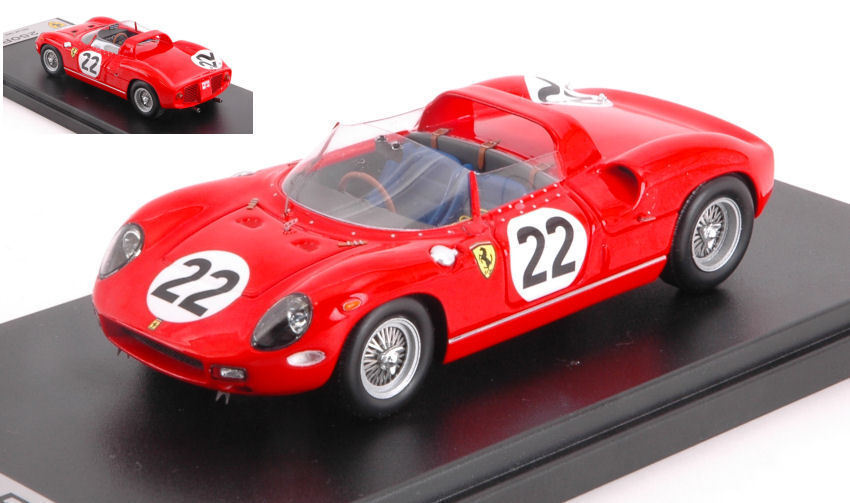 Ferrari 250p  22 1 43 Model LOOKSMART