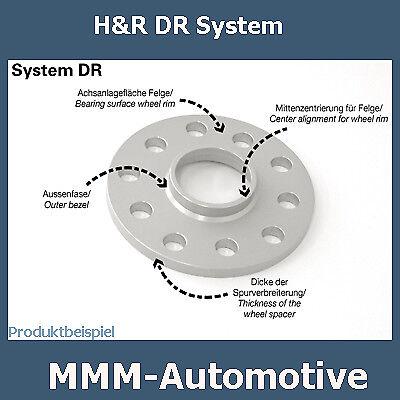 Analytisch H&r Sv Dr 40mm Audi S8 (typ 4e) 4055571 Spurverbreiterung Spurplatten Een Plastic Behuizing Is Gecompartimenteerd Voor Veilige Opslag