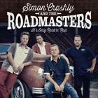 Its Only RocknRoll von Simon Crashly,The Roadmasters (2014)