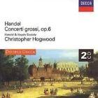 Handel: Concerti Grossi, Op. 6 (CD, Jun-1998, 2 Discs, Decca)
