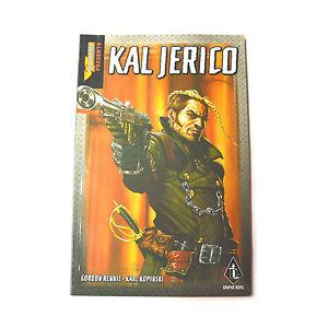Kal-Jerico-I-Paperback-Gordon-rennie-2000-edition-monthly-presents-Warhammer-40k