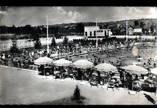 BELLERIVE / VICHY (03) PISCINE tres animée & RIVIERA CLUB en 1958