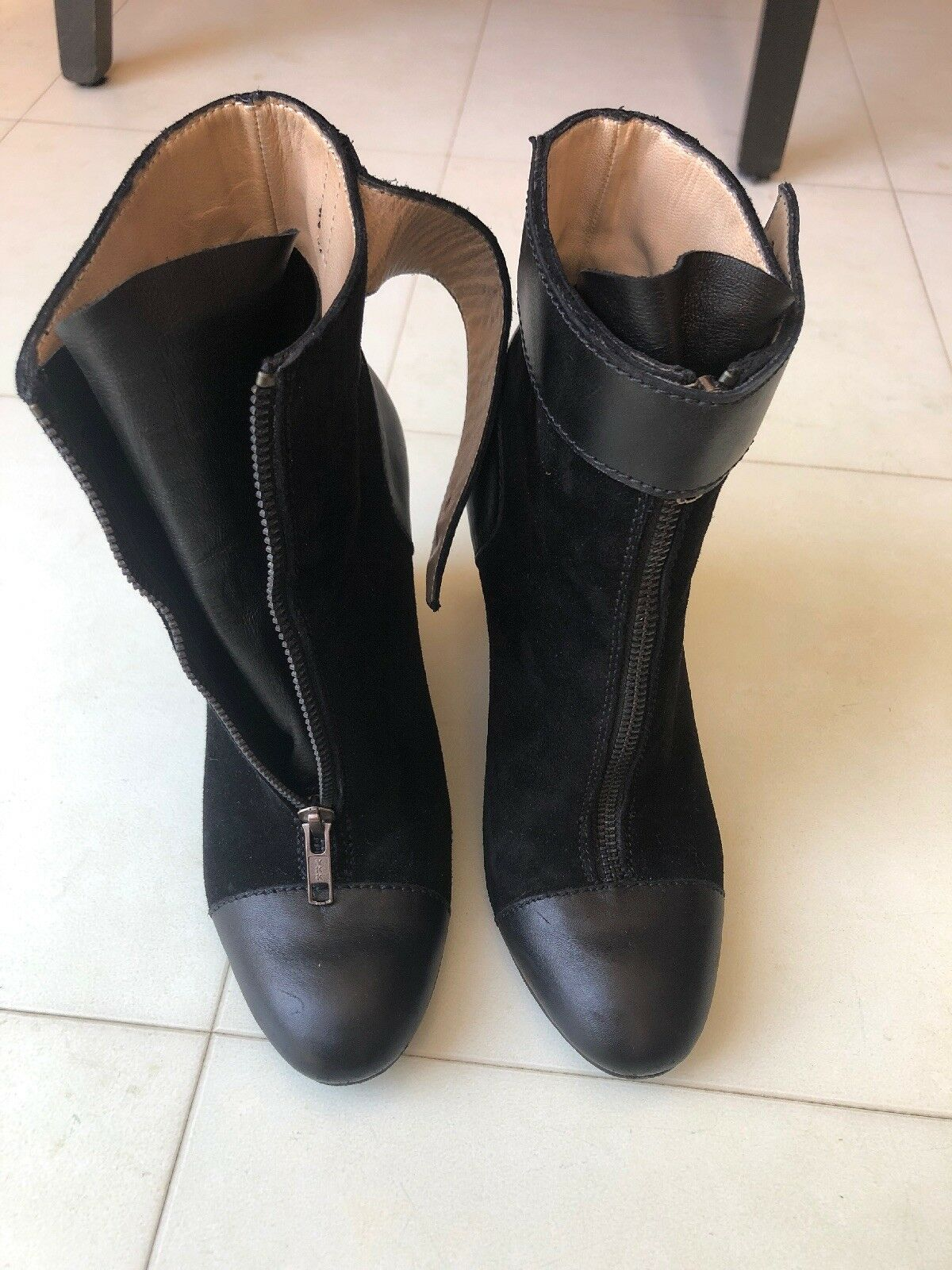 Joseph Wedge Boots Russell & Bromley