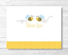 Bumble Bee Thank You Card Printable