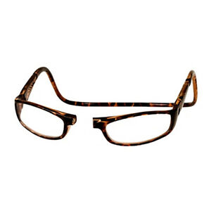 5f28c7b94998 Image is loading CliC-3-0-Diopter-Magnetic-Reading-Glasses-Euro-