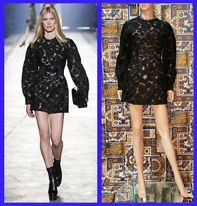 F-W-2016-Look-28-VERSACE-BLACK-MILITARY-SHORT-DRESS-38-2
