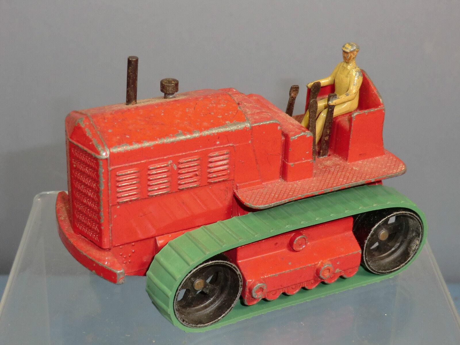 primera vez respuesta Dinky súperJuguetes Modelo Modelo Modelo No.563 963 Blaw Knox pesado tractor (Rojo) versión  ventas en línea de venta