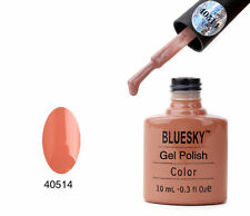 Bluesky 40514 Latte UV LED Gel Soak Off Nail Polish 10ml