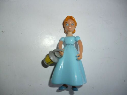 Disney Peter Pan  Famosa  Character Figure Wendy Darling with a Lantern