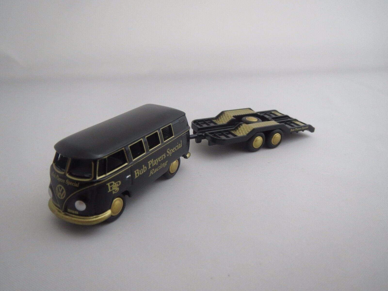 tienda en linea Bub 06555 VW t1 t1 t1 autobús con remolque  Bub-racing 2007  1 87 embalaje original   últimos estilos