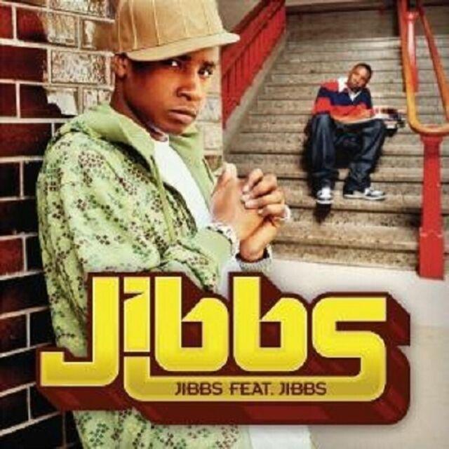 """JIBBS """"JIBBS FEAT JIBBS"""" CD NEUWARE"""