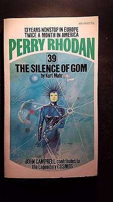 E-91 Perry Rhodan #98: The Idol From Passa: Kurt Mahr Ace Books 1976