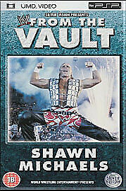 WWE - From The Vault: Shawn Michaels (UMD, 2006)