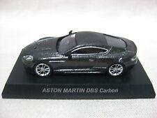 1:64 Kyosho ASTON MARTIN DBS Carbon Gray Diecast Model Car