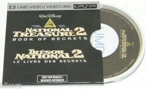 Image Is Loading NATIONAL TREASURE 2 BOOK OF SECRETS FOR SONY