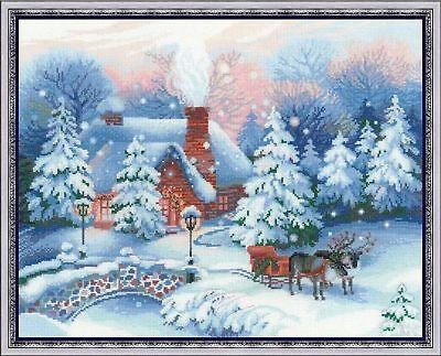 "Noël tapis /""noël de tapis x-mas tree tapis raindeer santa claus snow stars"